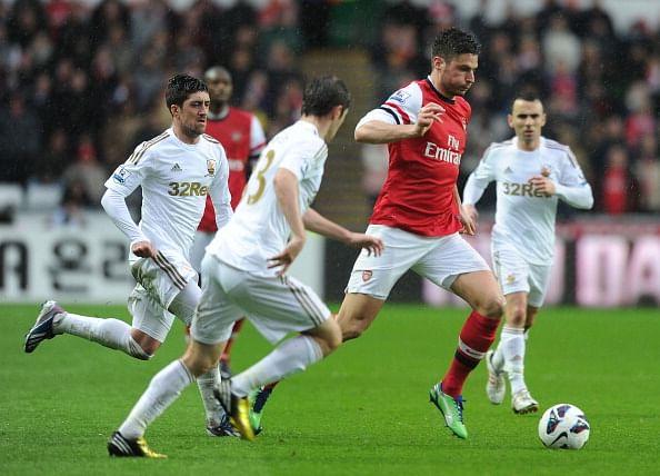 Arsenal Swansea