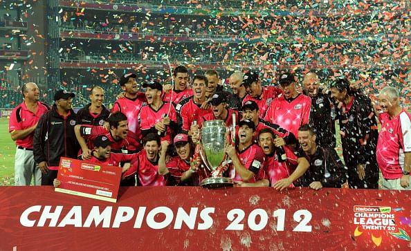 Stats: Champions League T20 finals' recap