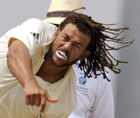 Top 5 cricketers with the weirdest hairstyles