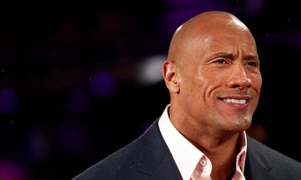 The Rock comments on starring in WWE Movie, Steve Austin - Jerry Lawler podcast, Stacy Keibler note