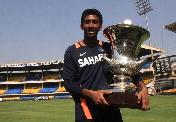 Duleep Trophy, 2013: East Zone squad announed, Wriddhiman Saha to lead