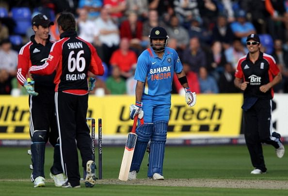 Stats: Bowlers to dismiss Virat Kohli the most in international cricket