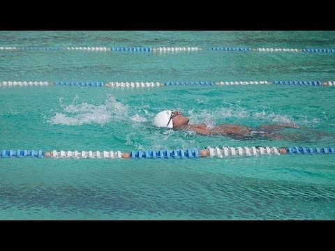 S2 Senior - Backstroke Event - Maharashtra, India