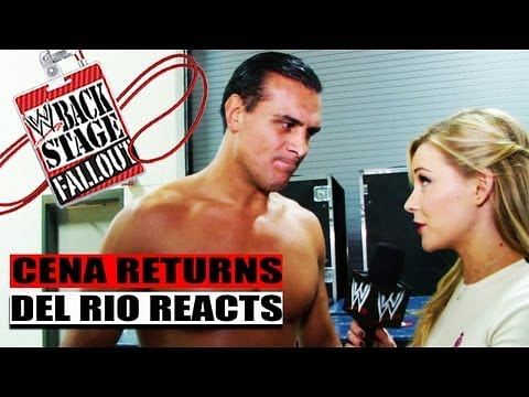 RAW Backstage Fallout: Alberto Del Rio wants a shot at WWE World Heavyweight Title