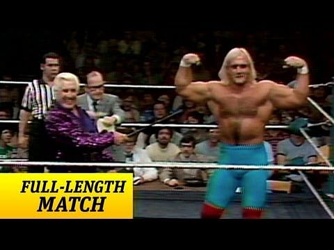 Video: Hulk Hogan's WWE debut