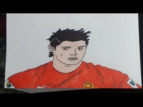Video: Cristiano Ronaldo flipbook