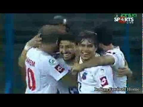 Video - AFC Cup: East Bengal 0-3 Kuwait SC - Goals