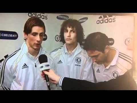 Video: David Luiz, the comedian