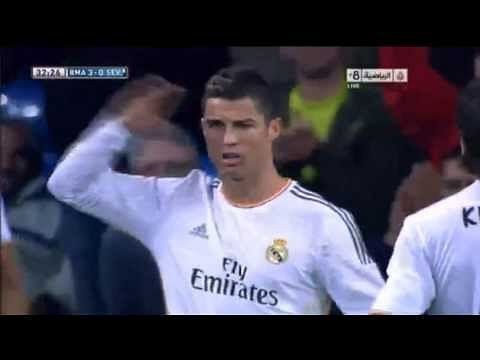 Video: Cristiano Ronaldo's commander celebration