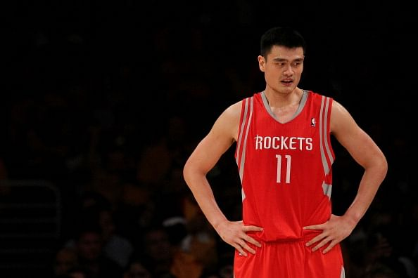 NBA and Yao Ming to open basketball school in Beijing