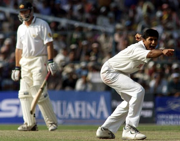 Venkatesh Prasad short listed for Sri Lanka cricket team's head coach post