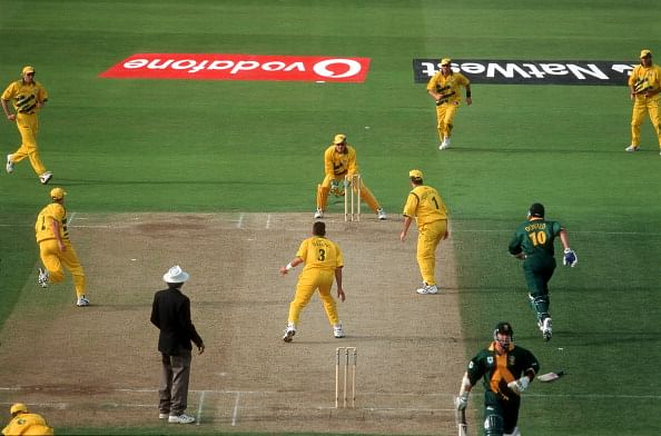 Cricket's greatest comebacks - Australia vs South Africa, '99 World Cup semi-final