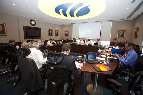 Outcomes of ICC Board meeting