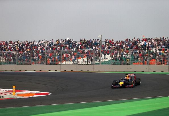 The Indian Grand Prix and its troubles