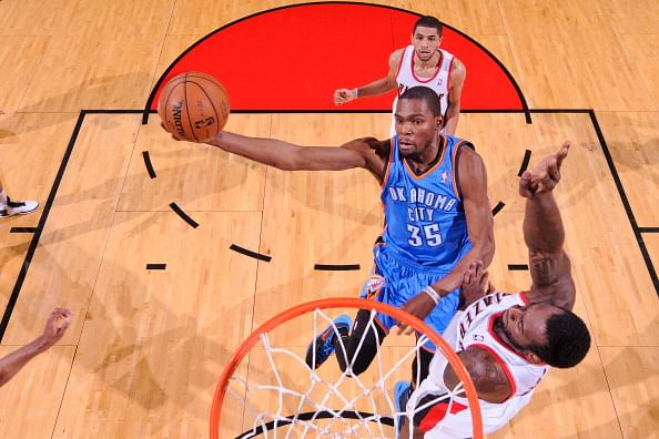 2014 NBA Top 20: #2 Kevin Durant
