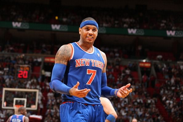 2014 NBA Top 20: #4 Carmelo Anthony