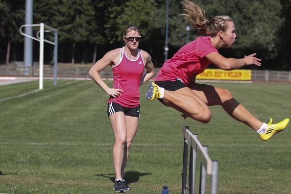 Amenorrhea In Athletes Health before self: Be...