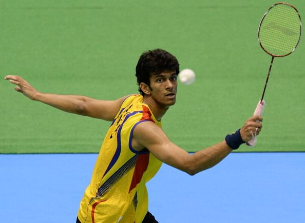 Ajay through, Kashyap and Gurusaidutt fails in first day encounter of Yonex Open 2013