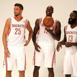 NBA 2013-14: Are we witnessing the birth of a dynasty in Houston?