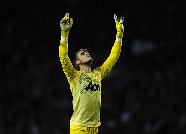 Edwin van der Sar: David de Gea was integral to Manchester United's title success