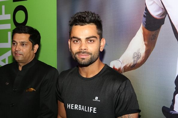 George Bailey: Virat Kohli turned the tide for India