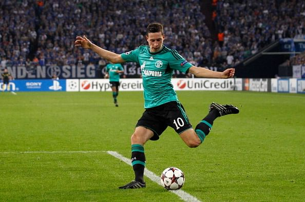 Julian Draxler could be the next star from Germany