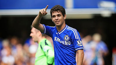 VIDEO: Oscar's skills, assists and goals this season