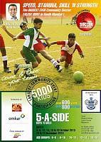 Mumbai City FC visit QPR South Mumbai Junior Soccer Challenge 2014