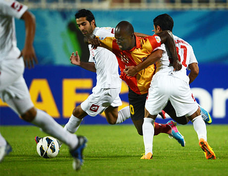 AFC Cup: East Bengal 0-3 Kuwait SC (2-7 on agg) - Kolkata club eliminated after home defeat