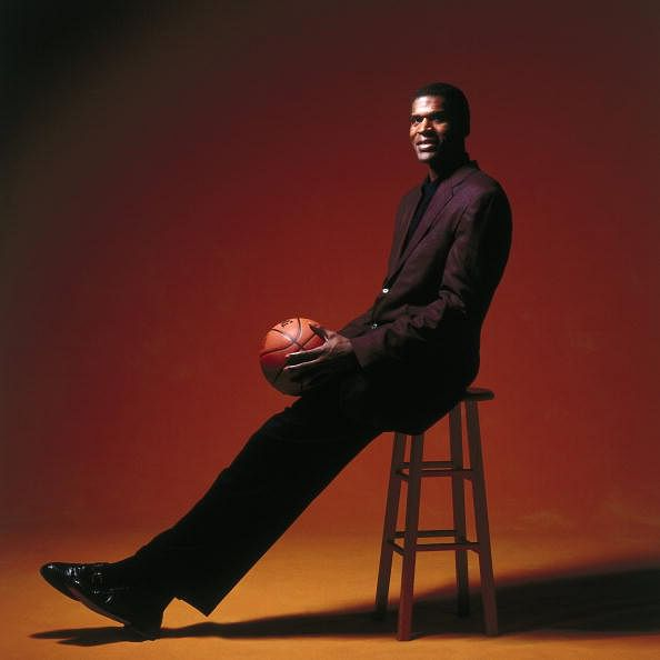 1997 NBA All Star Portraits