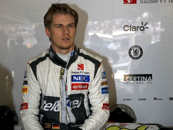 Hulkenberg rules out McLaren and Force India for 2014