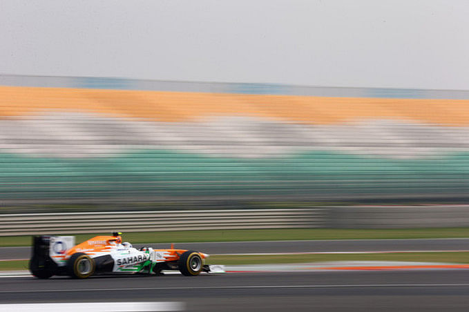 Indian GP: Force India confident of scoring points