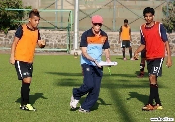 AIFF organises its second AFC 'A' licence coaching course of the year