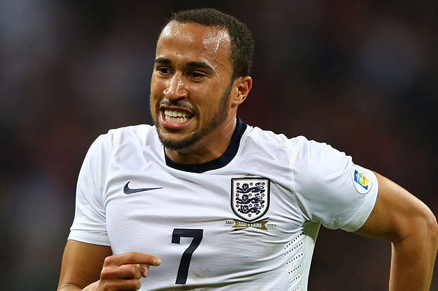 Player Feature: Andros Townsend