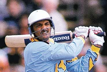 Mohammad Azharuddin: the man with magic wrists