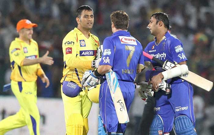 Reasons for Rajasthan Royals' collapse in CLT20 Final