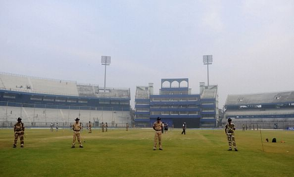 India vs Australia 2013: 5th ODI called off after poor conditions in Cuttack