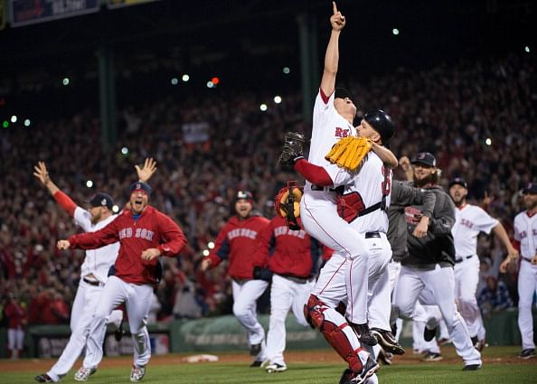 MLB: Unlikely Boston Red Sox title brings smile to a mourning city