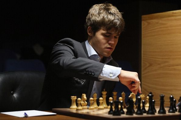 Magnus Carlsen likely to get rockstar attention in India