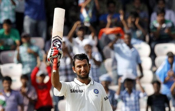 Cheteshwar Pujara 8th best athlete in the world worth investing in according to US website
