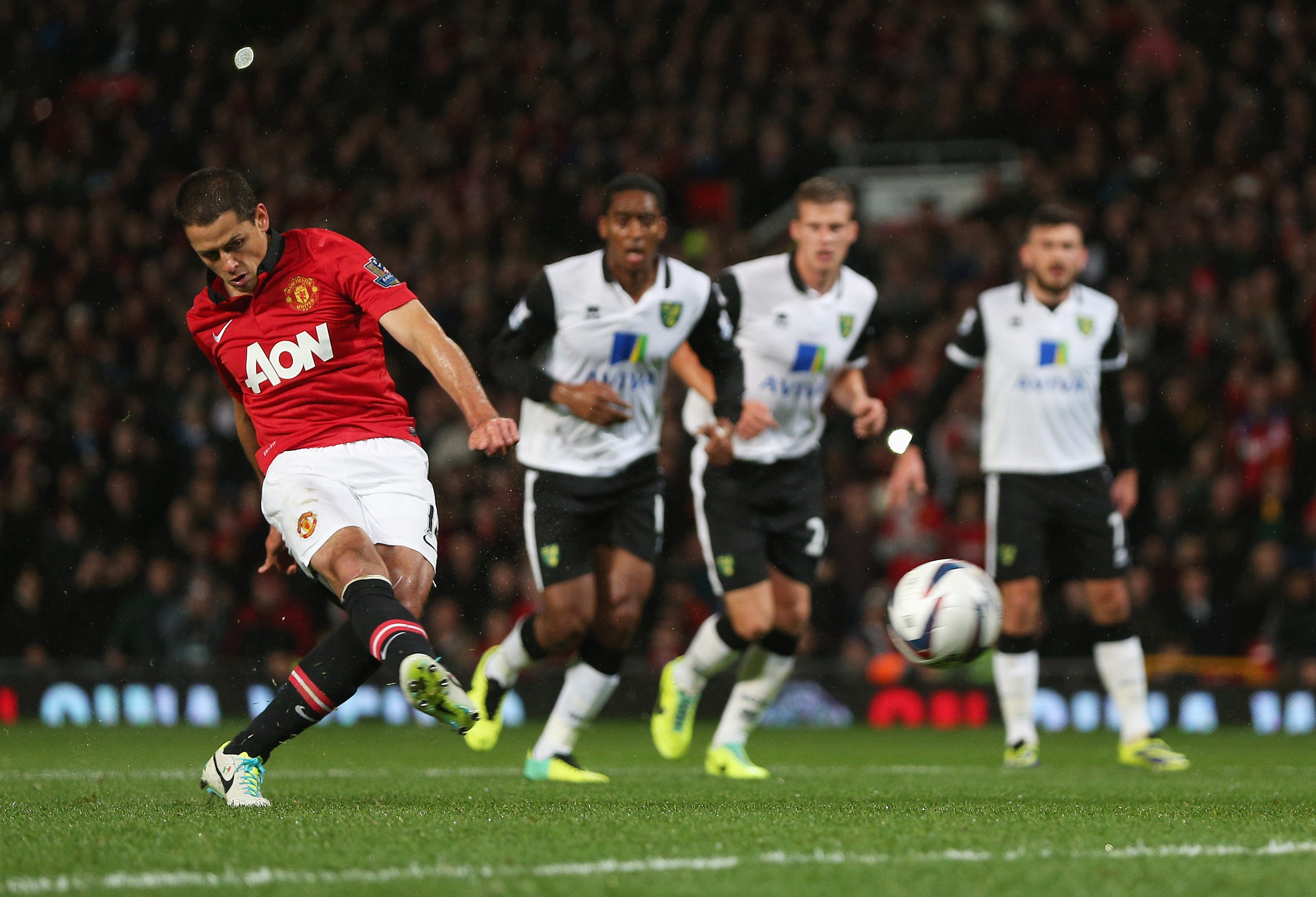 Manchester United 4-0 Norwich City - Five talking points