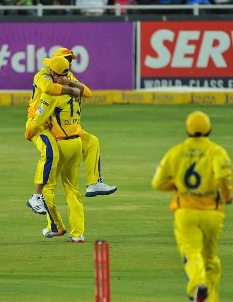 Reviewing Chennai Super Kings' sparkling performances in the IPL