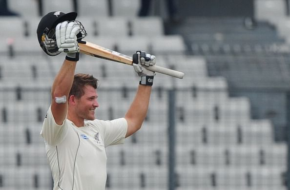 Bangladesh vs New Zealand: 2nd Test - Day 3: Corey Anderson's maiden century helps the Kiwis consolidate