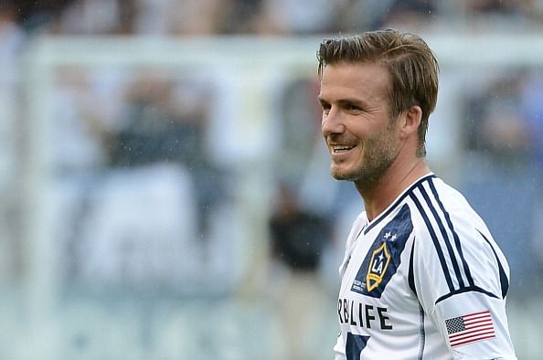 David Beckham mulling an MLS franchise in Miami