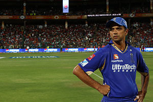 Rahul Dravid - The perennial second best man