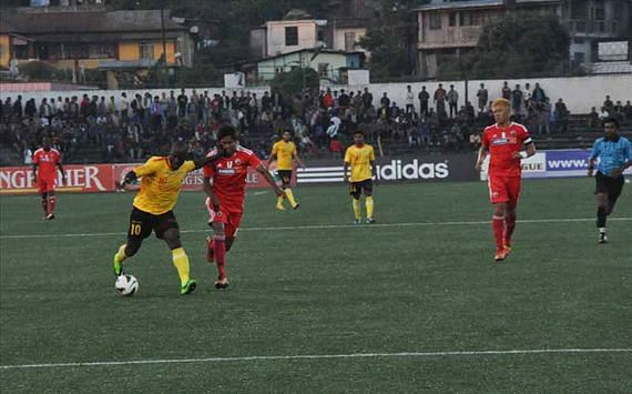 I-League: Round 4 Review – East Bengal live up to favourites tag