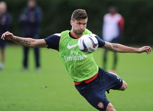 Arsene Wenger reveals secret behind Oliver Giroud's success