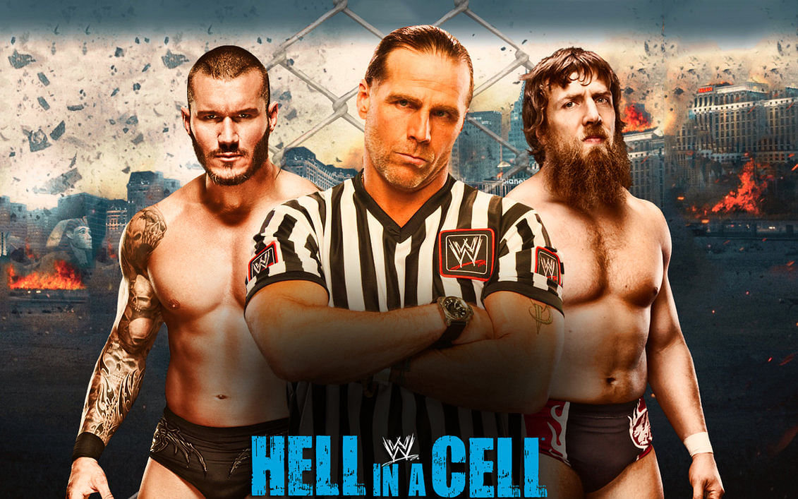 Updated Match-Card for Hell In A Cell