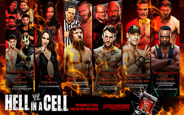 WWE: Hell In A Cell 2013 Preview