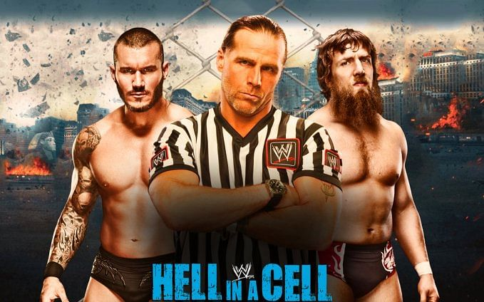 WWE Hell in a Cell: Live coverage and results, 27th October 2013